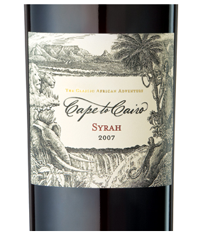 Cape to Cairo Shiraz 2006 Awards